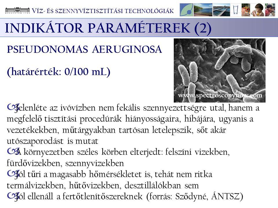 NITRIFIKÁLÓK A HÁLÓZATBAN (2)  A hazai ivóvizekben a 201/2001.