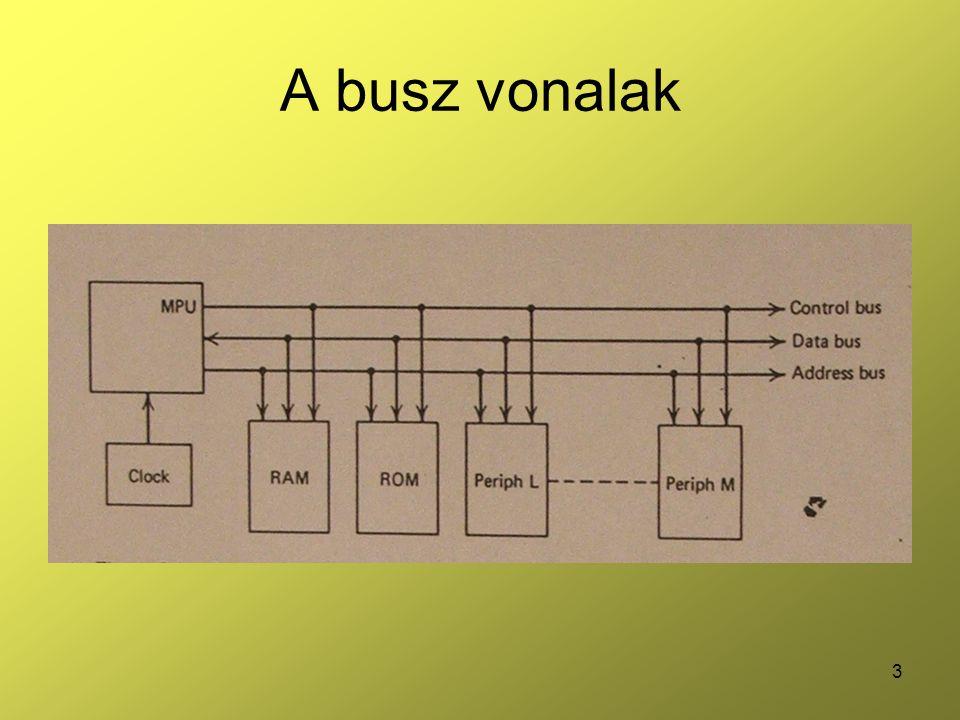 3 A busz vonalak