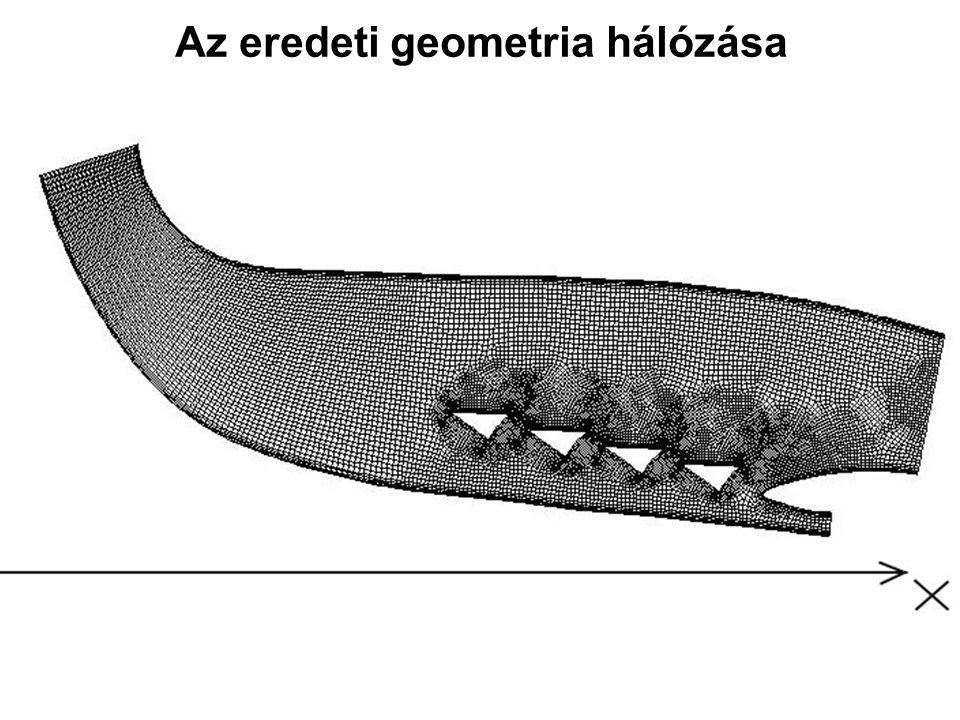 Az eredeti geometria hálózása