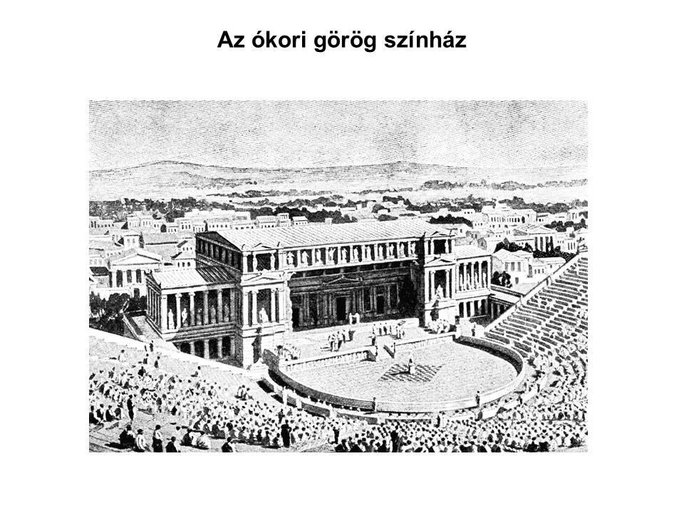 Már a régi görögök is… A görög színház elemei és akusztikai szerepük