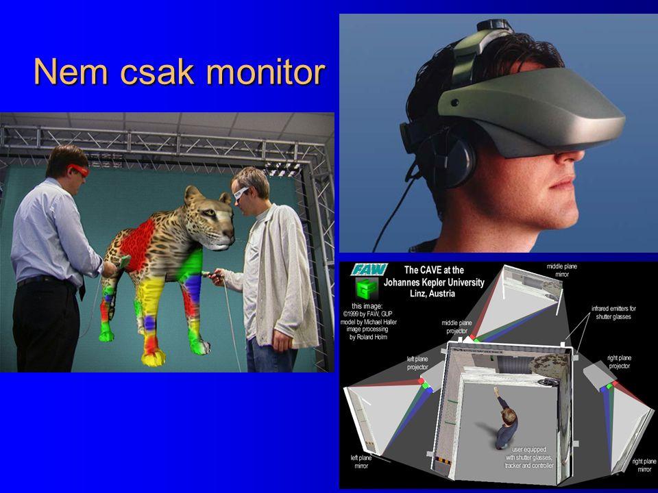 Nem csak monitor