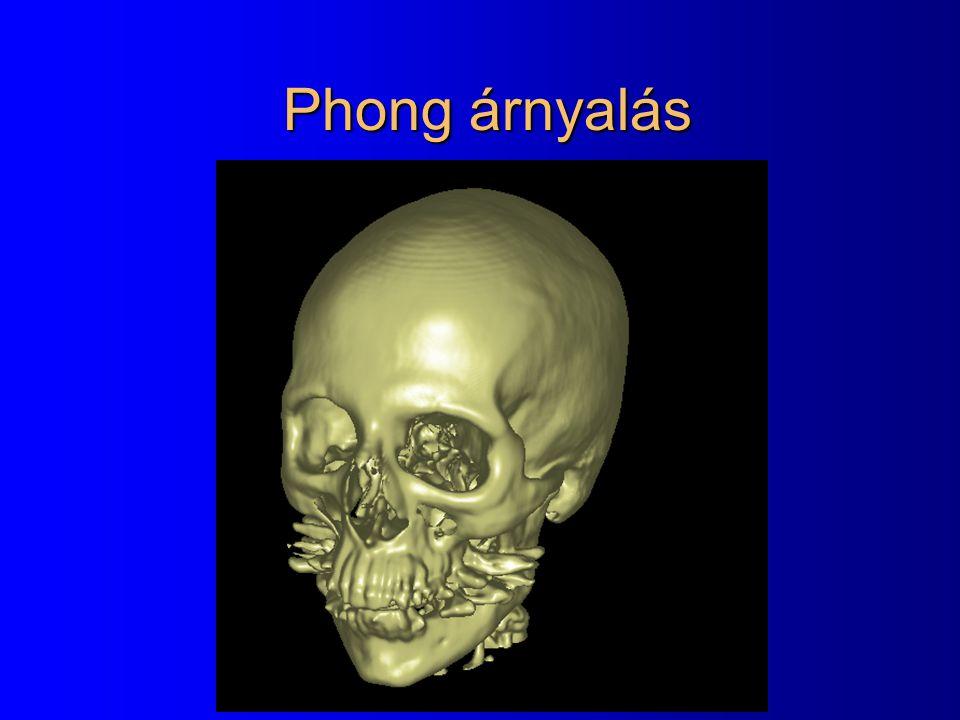 Phong árnyalás