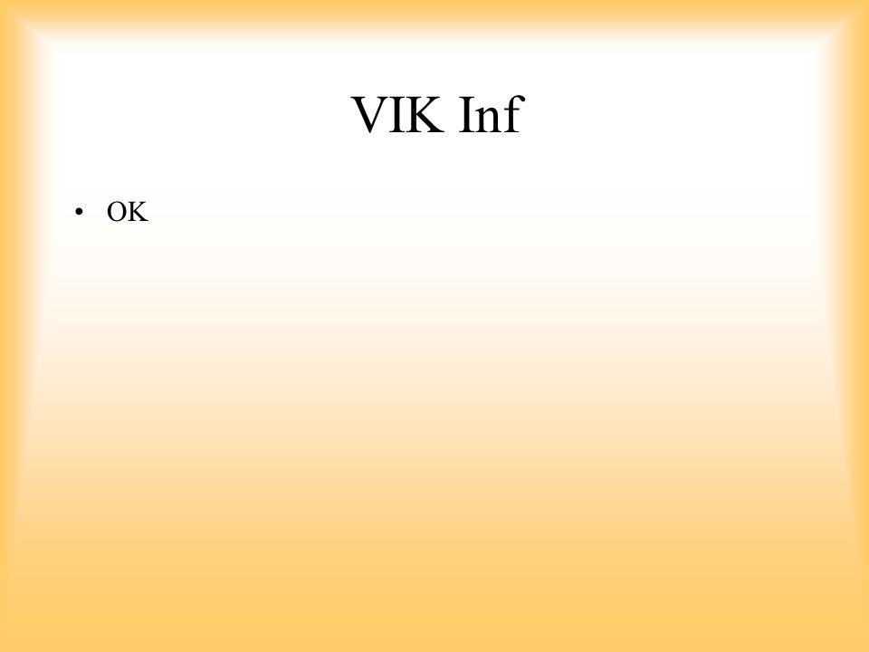 VIK Inf OK