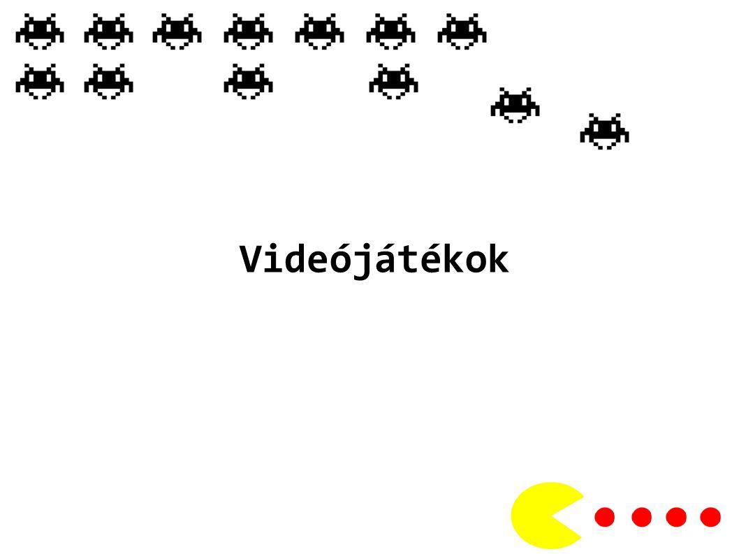Videójátékok