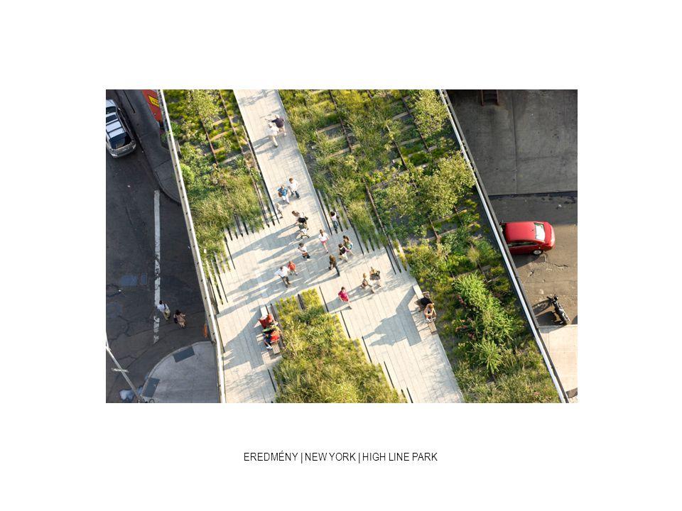 EREDMÉNY | NEW YORK | HIGH LINE PARK