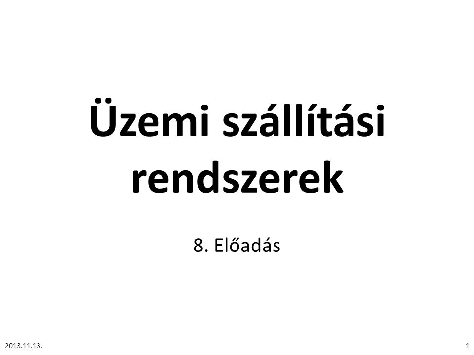 Függőkonvejorok Nagyméretű darabáru felfüggesztése 2013.11.13.42