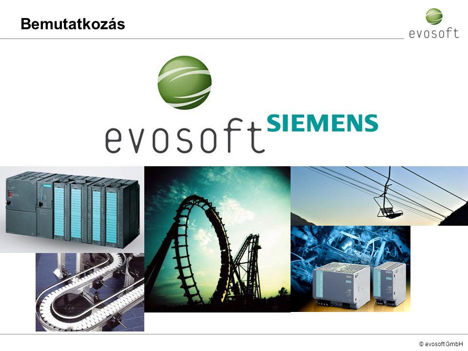 © evosoft GmbH Köszönjük a figyelmet.