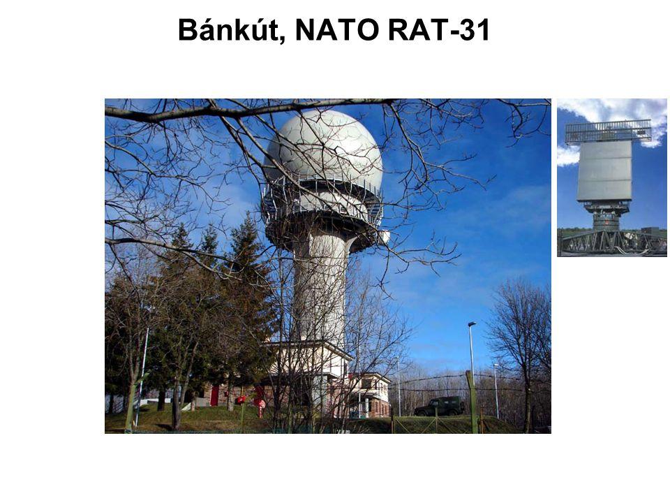 Bánkút, NATO RAT-31