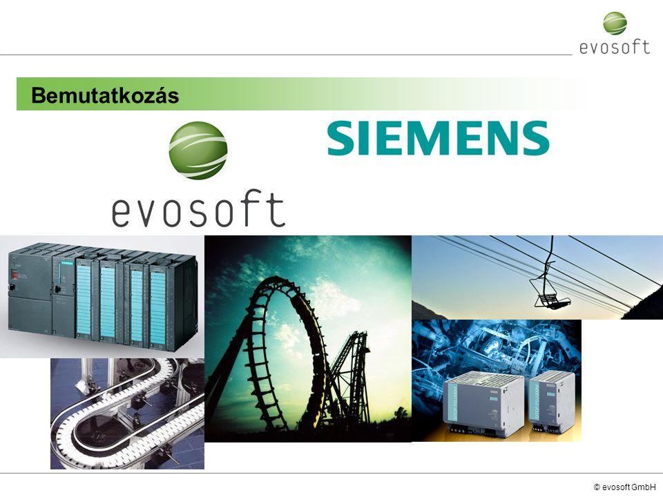 © evosoft GmbH Bemutatkozás