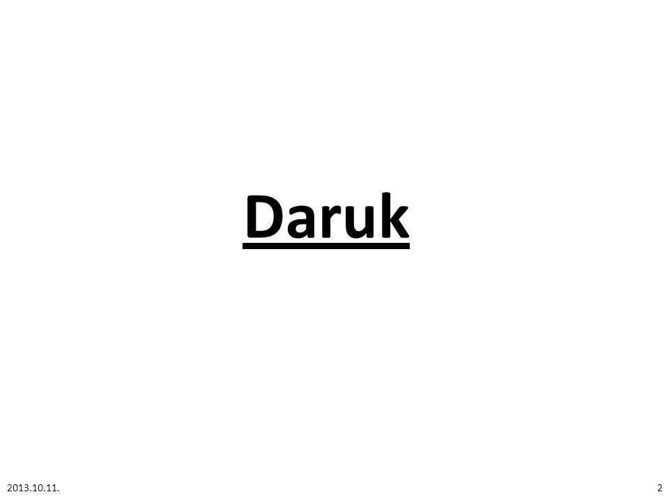 Daruk 22013.10.11.