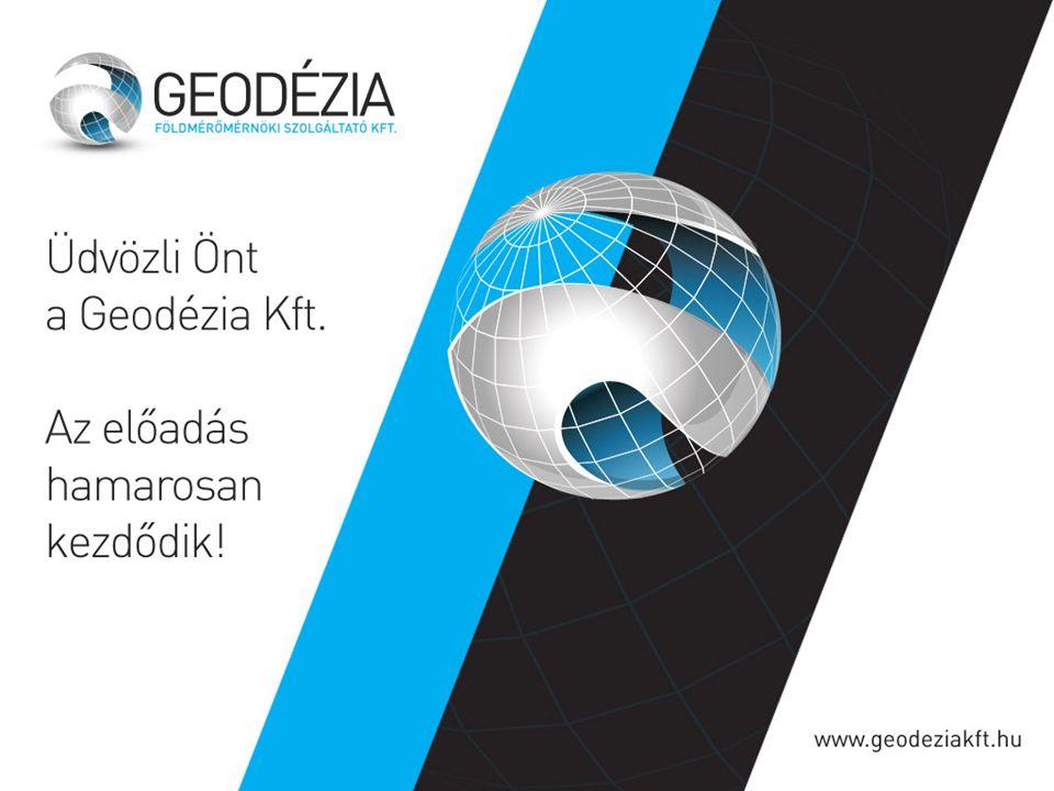 Geodézia Kft. Mobil térképező rendszer