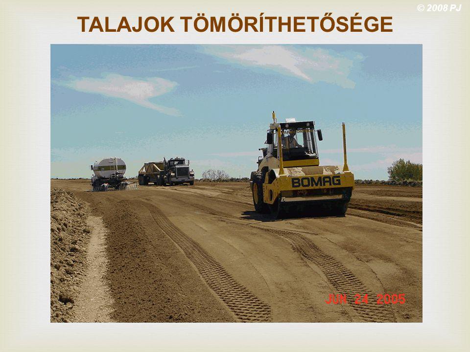 © 2008 PJ TALAJOK TÖMÖRÍTHETŐSÉGE