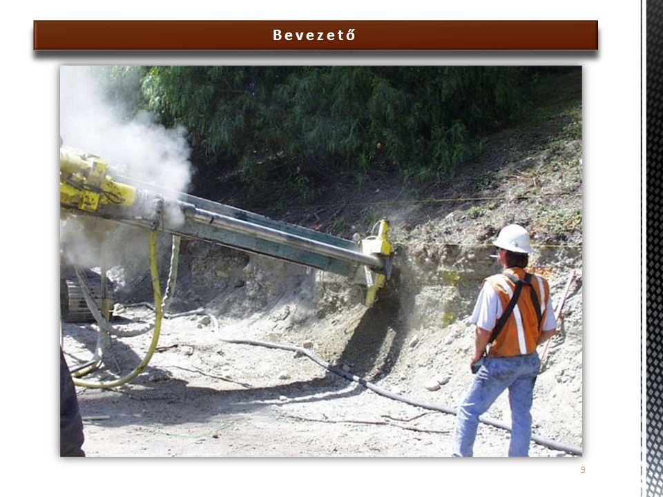 Költségek 20  Angol szószedet:  Concrete retaining wall (Beton támfal)  Metal Bin (Fém máglyafal)  Mech.