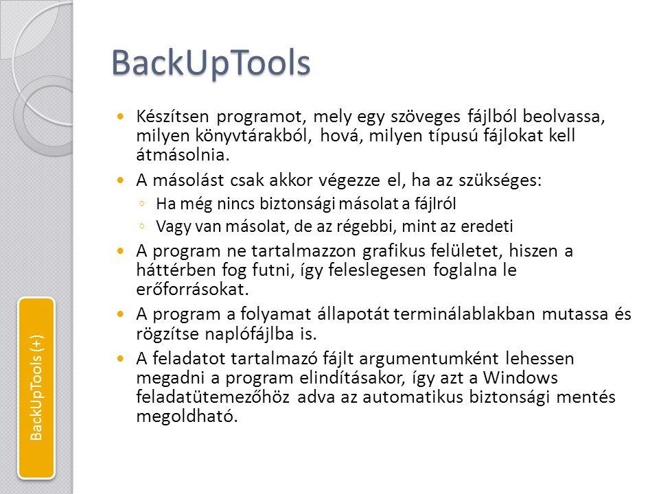 Egyszerű naplózó osztály készítése public class Log { public bool Closed { get; private set; } //Lezártuk-e már a fájlt.