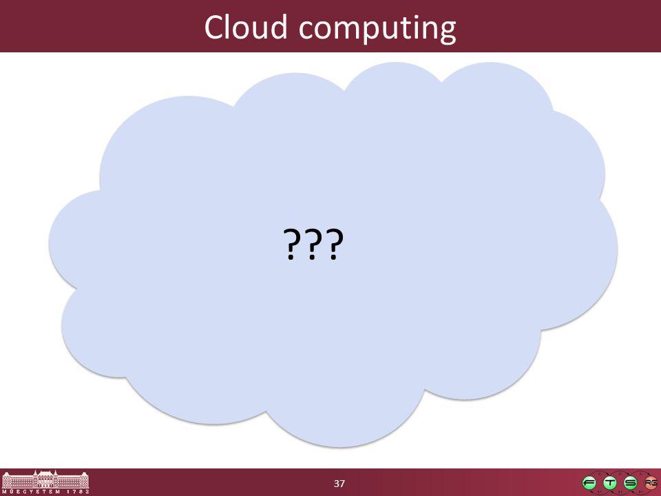Cloud computing 37 ???