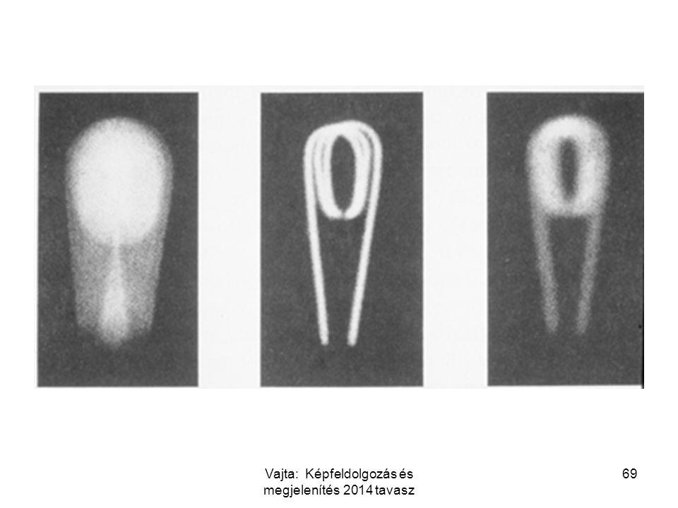 69Vajta: Képfeldolgozás és megjelenítés 2014 tavasz