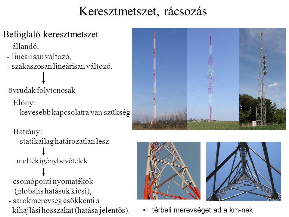 Geodetikus gömbi hálózatok Be kell érni kevésbé szabályos hálózattal - a szabályos gömbi hálózatok ún.