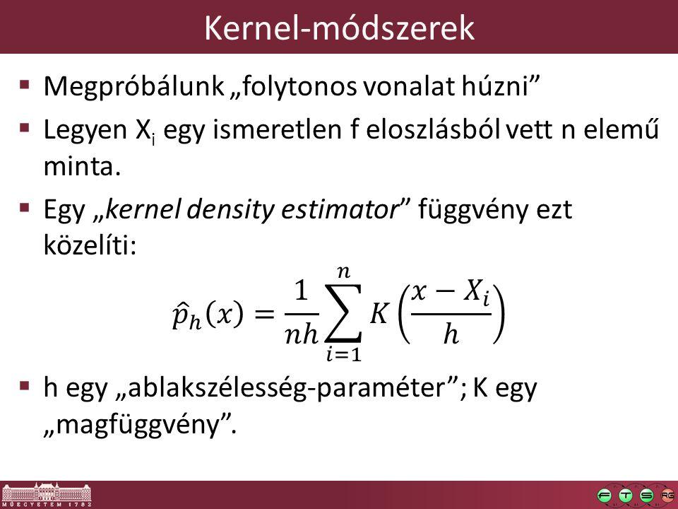 Kernel-módszerek