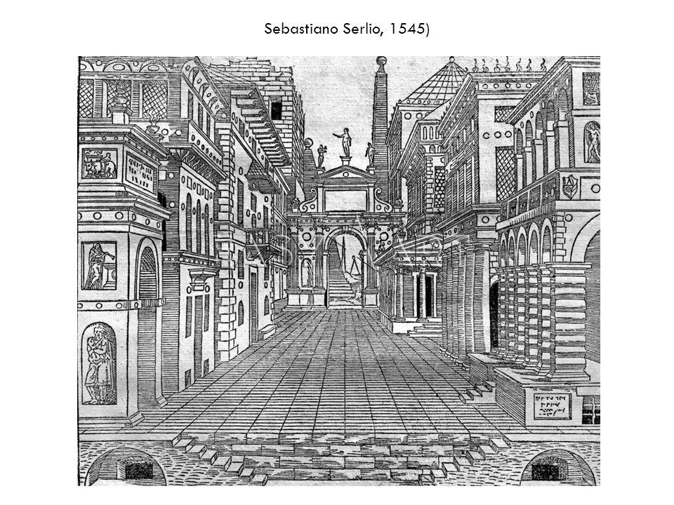 Sebastiano Serlio, 1545)