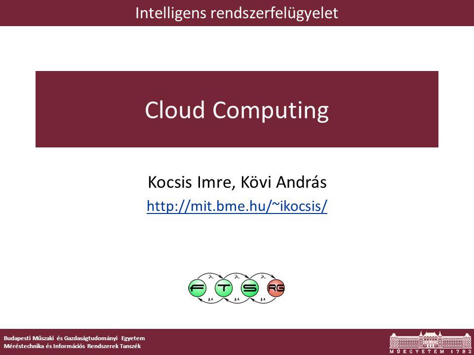Cloud Computing – mikor éri meg.