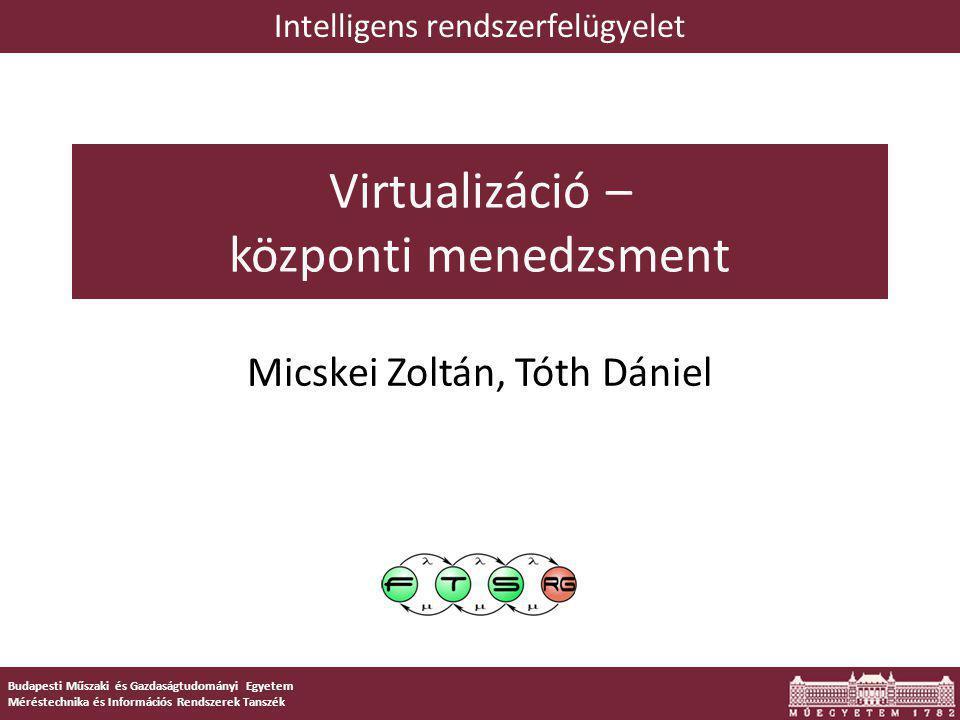 12 Erőforrás-gazdálkodás  Allokációs probléma (pl.