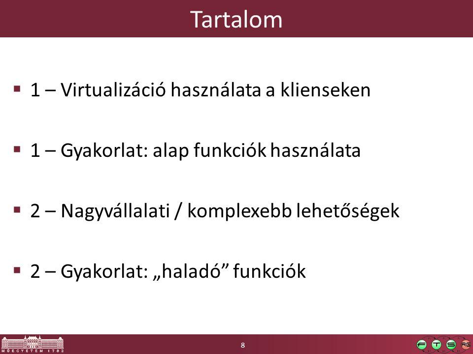 Virtual PC konfigurációs fájl 19