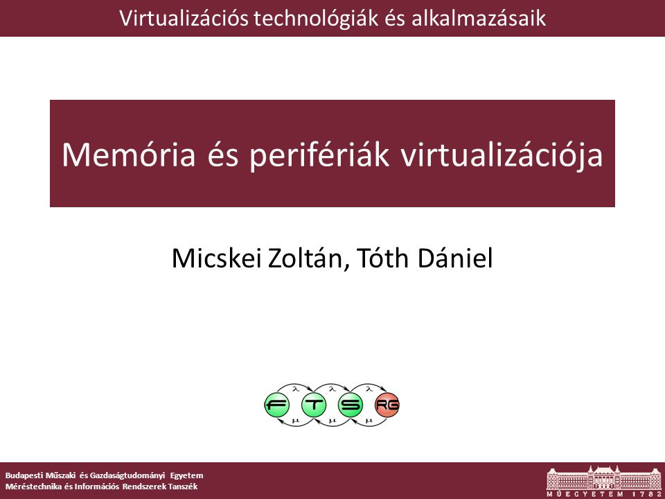 Lehetőségek perifériák virtualizációjára III.