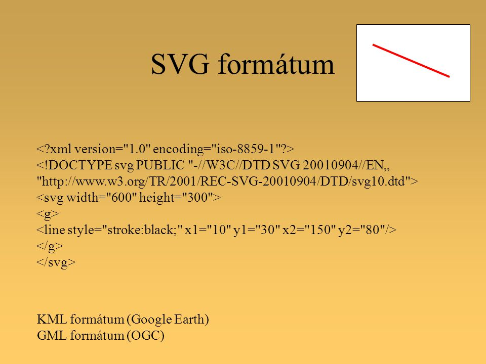 SVG formátum <!DOCTYPE svg PUBLIC