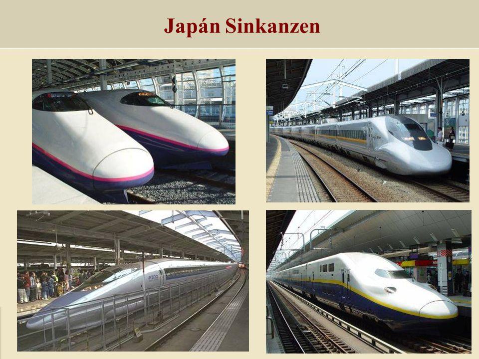 Japán Sinkanzen