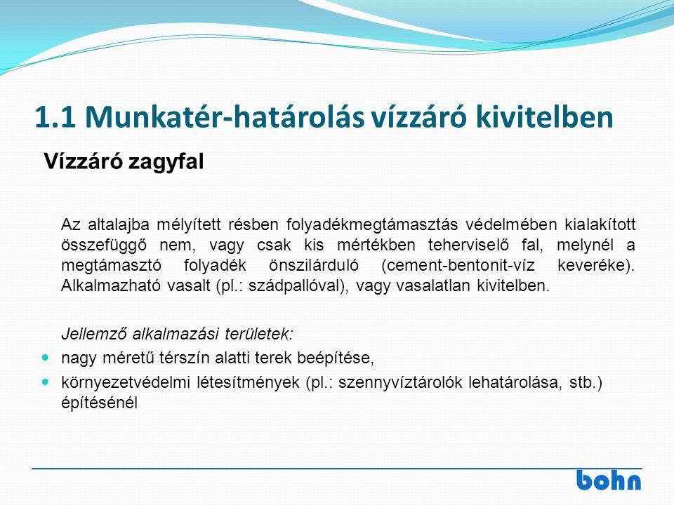 bohn A TECHNOLÓGIÁK RÖVID ÁTTEKINTÉSE IV.