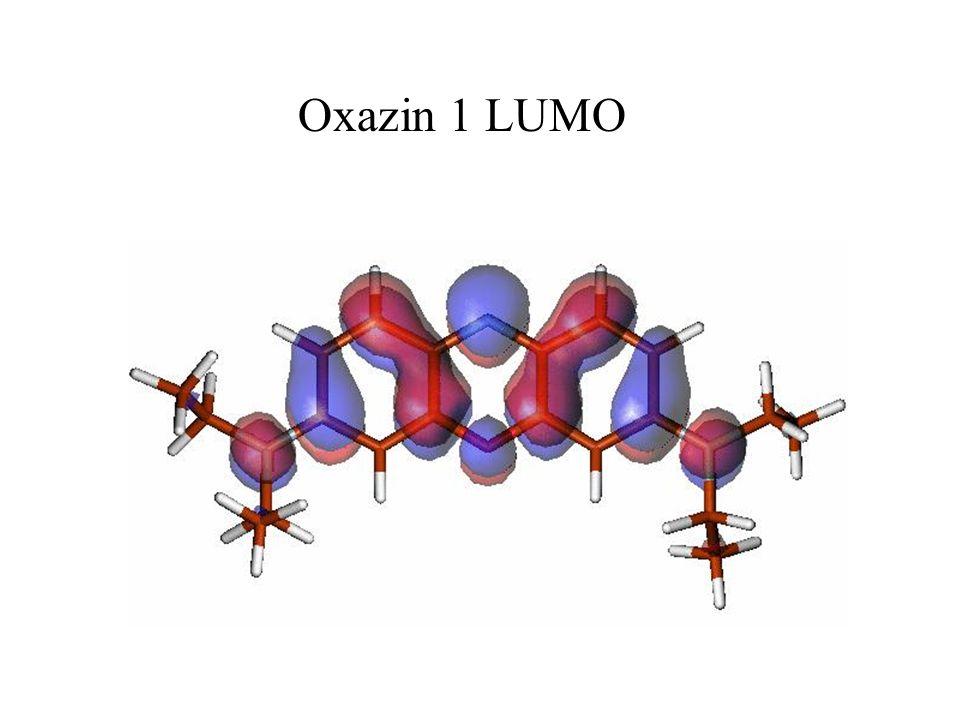 Oxazin 1 LUMO