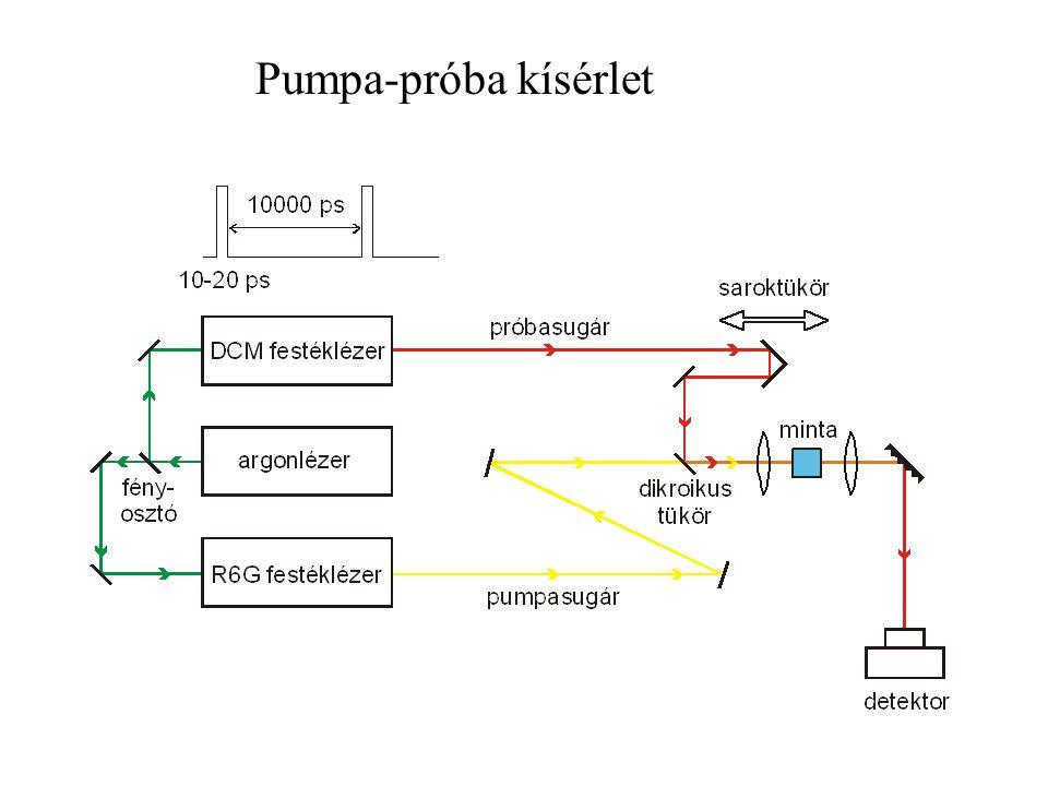 Pumpa-próba kísérlet