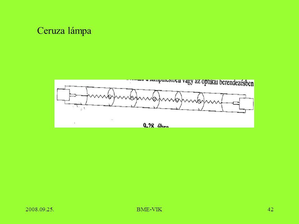 2008.09.25.BME-VIK42 Ceruza lámpa