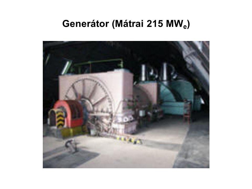 Generátor (Mátrai 215 MW e )