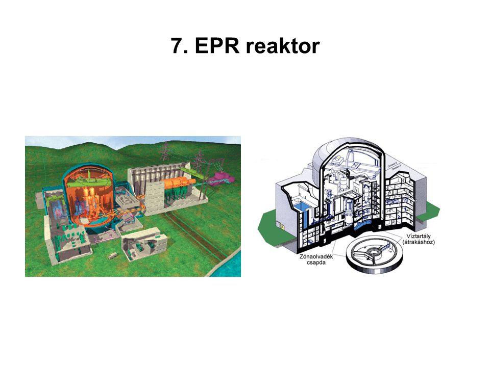 7. EPR reaktor