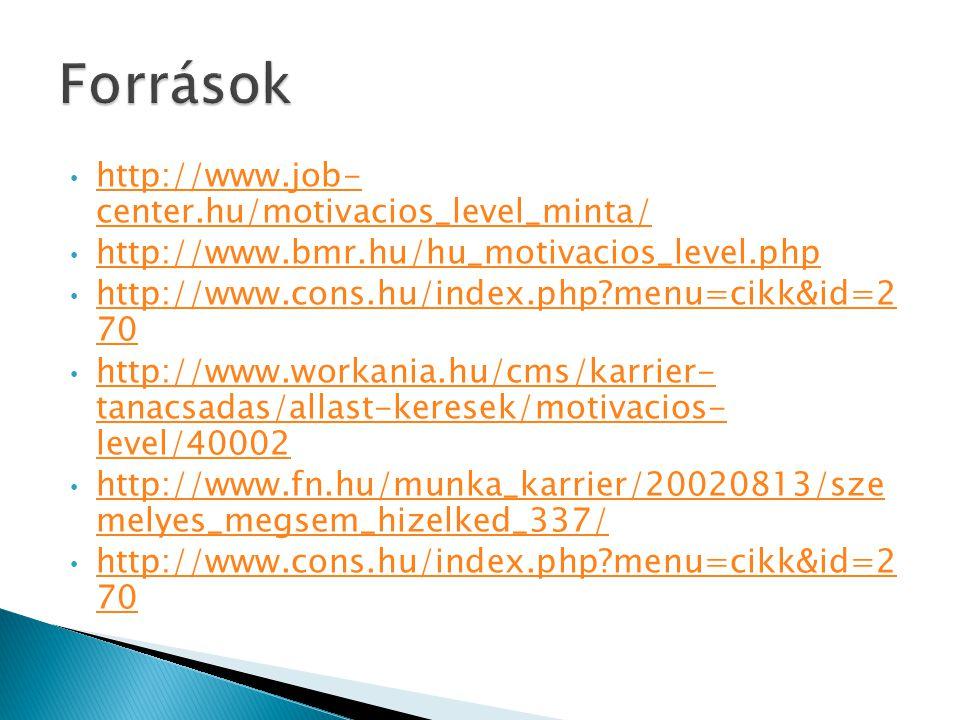 http://www.job- center.hu/motivacios_level_minta/ http://www.job- center.hu/motivacios_level_minta/ http://www.bmr.hu/hu_motivacios_level.php http://w