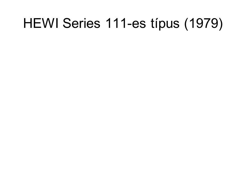 HEWI Series 111-es típus (1979)