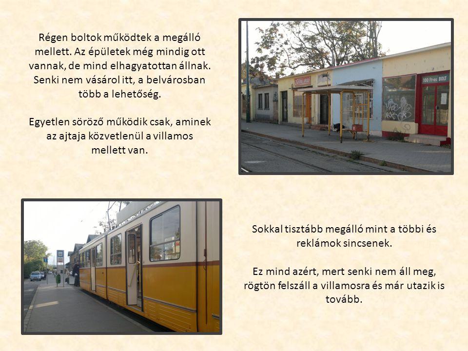 A hajléktalanok se kedvelik ezt a helyet, nem tudnak kapcsolatba kerülni a rohanó emberekkel, akiktől pénzt vagy élelmet remélnének.