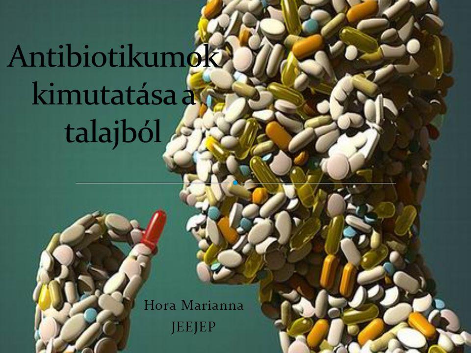  Általában nagy széntartalmú polimerek  Természetes antibiotikumok többségét gombák és a talajbaktériumok termelik  Más fajokra mérgező vegyületeket választanak ki a táplálkozás során  Nagyrészük (90%) nem termel antibiotikumos hatású anyagokat