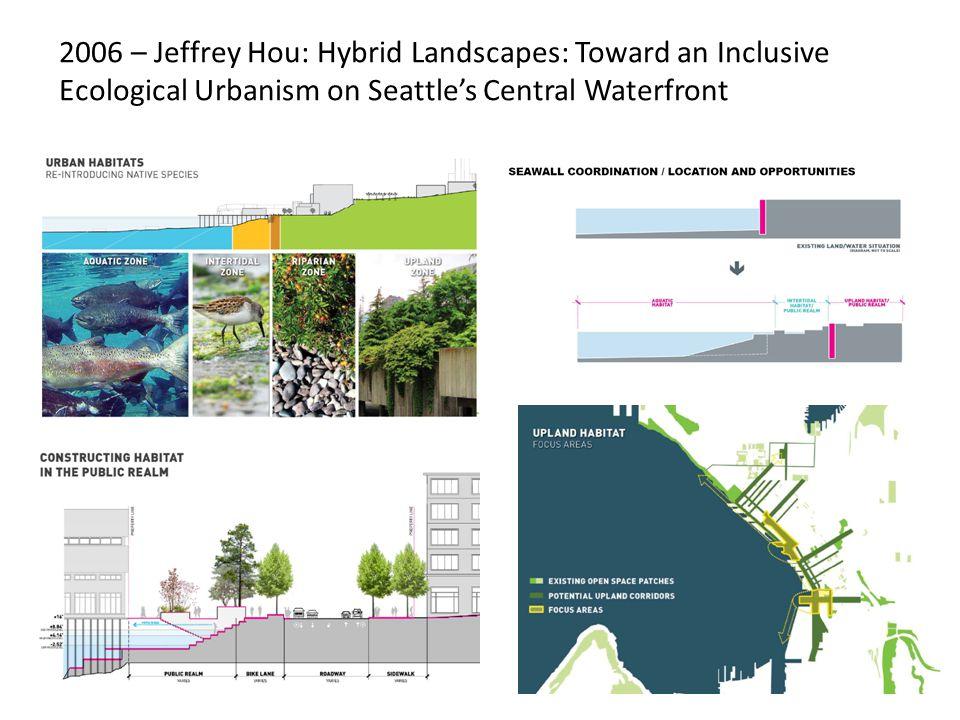 2007 – Mohsen Mostafavi, Gareth Doherty – Ecological Urbanism tematikus év, University of Harvard