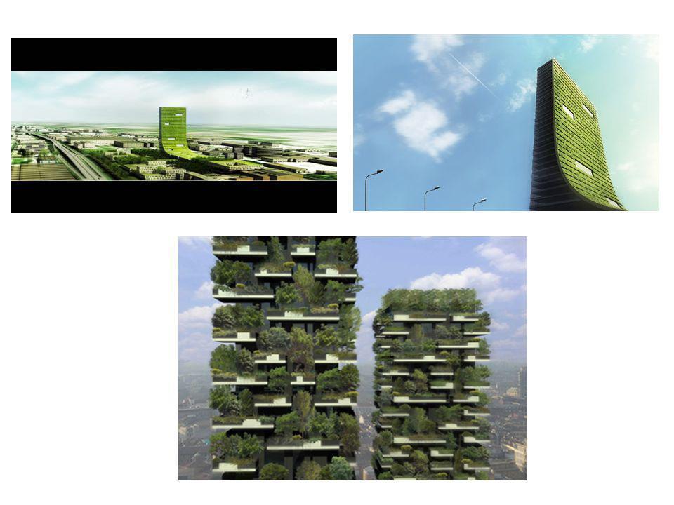 ELMÉLET / Stefano Boeri – Five Ecological Challenges for the Contemporary City Kompakt és selejtezett Szétfolyó városok Alacsony sűrűségű területek nőnek, végtelen szőnyeg, kis objektek, privát terek egymás utánja Belső város – kiegyensúlyozott és komfortos Cél városi sűrítés – kompakt, nagy sűrűségű Limitált, kormányzott és szelektált sűrűsödés a csomópontokban, ahol a tömegközlekedés domináns, az autóhasználat elrettentő erejű Újra használat, helyettesítés, beültetés a meglévő szövetbe Bosco Verticale Elsivatagosodás és szubszidiaritás Városi elsivatagosodás – a város belső területeinek kiürülése pl: Milánó, Róma 3 ok:szabályok hiánya a birtokrendszerben félelem a vagyonvesztéstől vegyes használatot nem engedő merev normák Non-profit real estate company – piaci ár alá kerülnek a bérelhető lakások Meg kell szűntetni a városok növekedését Közösségi politika készítése – városi terültek gyógyulása
