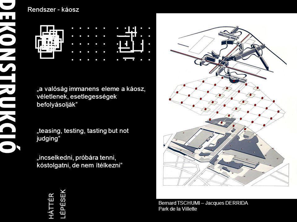 1991-97 Bilbao Guggenheim FRANK OWEN GEHRY Részekre szaggatott program