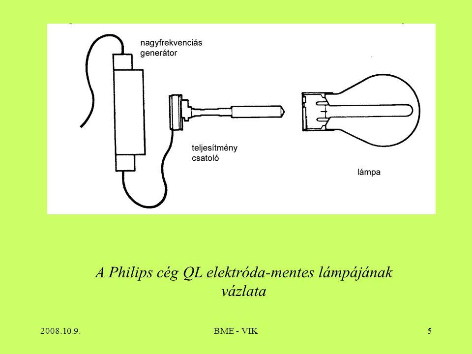 2008.10.9.BME - VIK16 1.Nagynyomású kisülőlámpák 1.1.