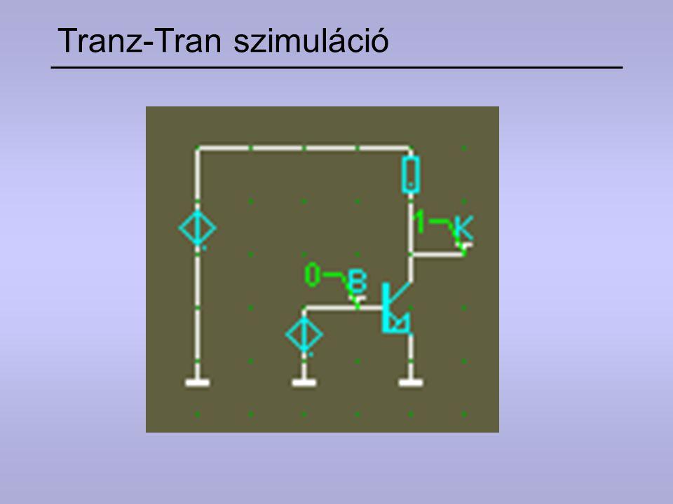 Tranz-Tran szimuláció