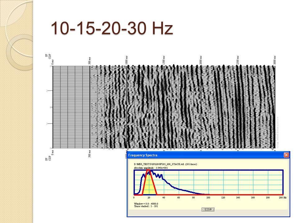 10-15-20-30 Hz