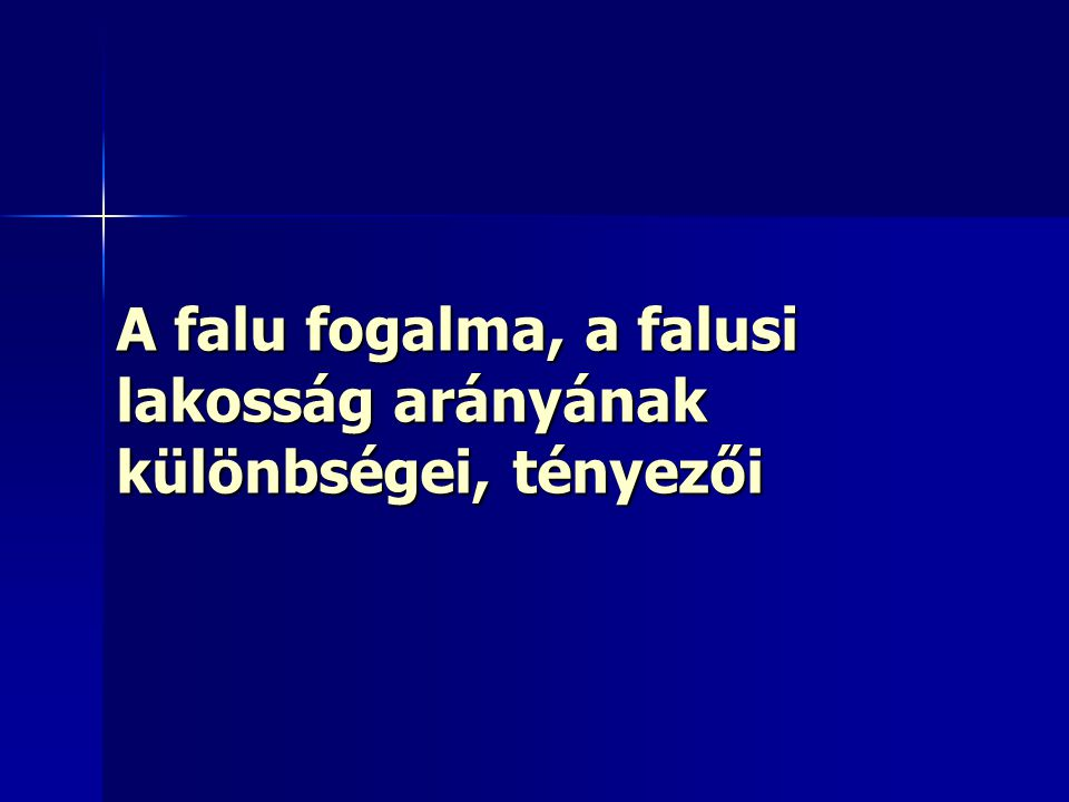 "33 ""Sugaras halmazfalu Prinz Gyula a kétbeltelkes halmazfalut markáns alaprajza alapján sugaras halmazfalunak nevezte el."