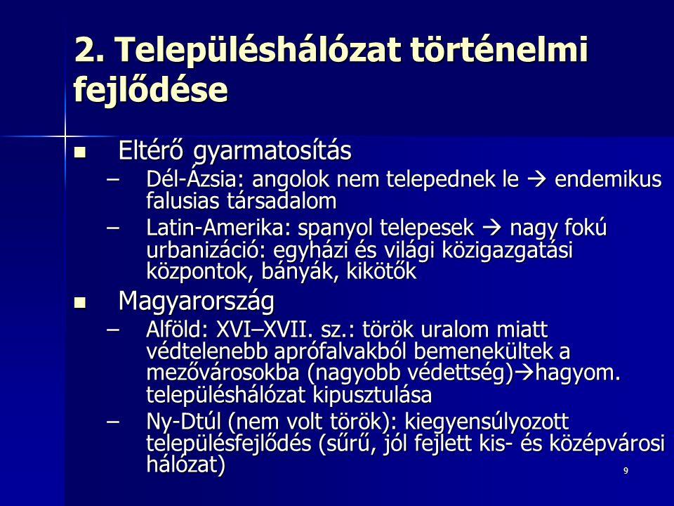 """30 Alföldi """"kertes város eredeti kétbeltekes állapotában: Hajdúböszörmény, 1782 Forrás: Győrffy István Forrás: Győrffy István Még szembetűnő a különbség Még szembetűnő a különbség 1.lakóöv: lakóházakkal sűrűn beépült aprótelkű településmag 2.Ólasöv: az ólak által gyéren elfoglalt nagytelkű laza beépült ólaskert- övezet Minden gazdának 2 telke van Minden gazdának 2 telke van –Belső (lakó) –Külső (gazdasági)"""