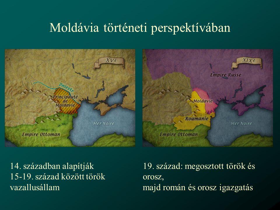 Moldávia történeti perspektívában I.