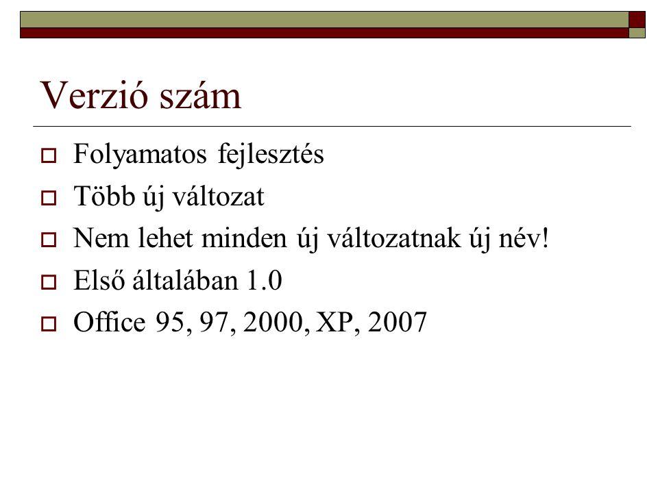 ECDL IT  227.Melyik állítás helyes.