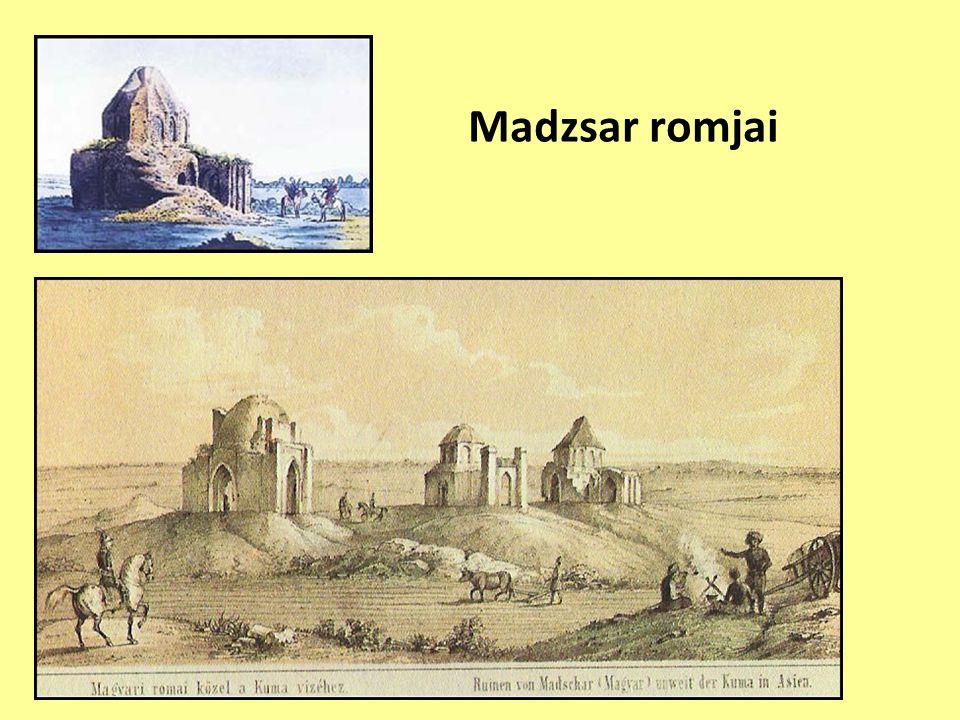 Madzsar romjai
